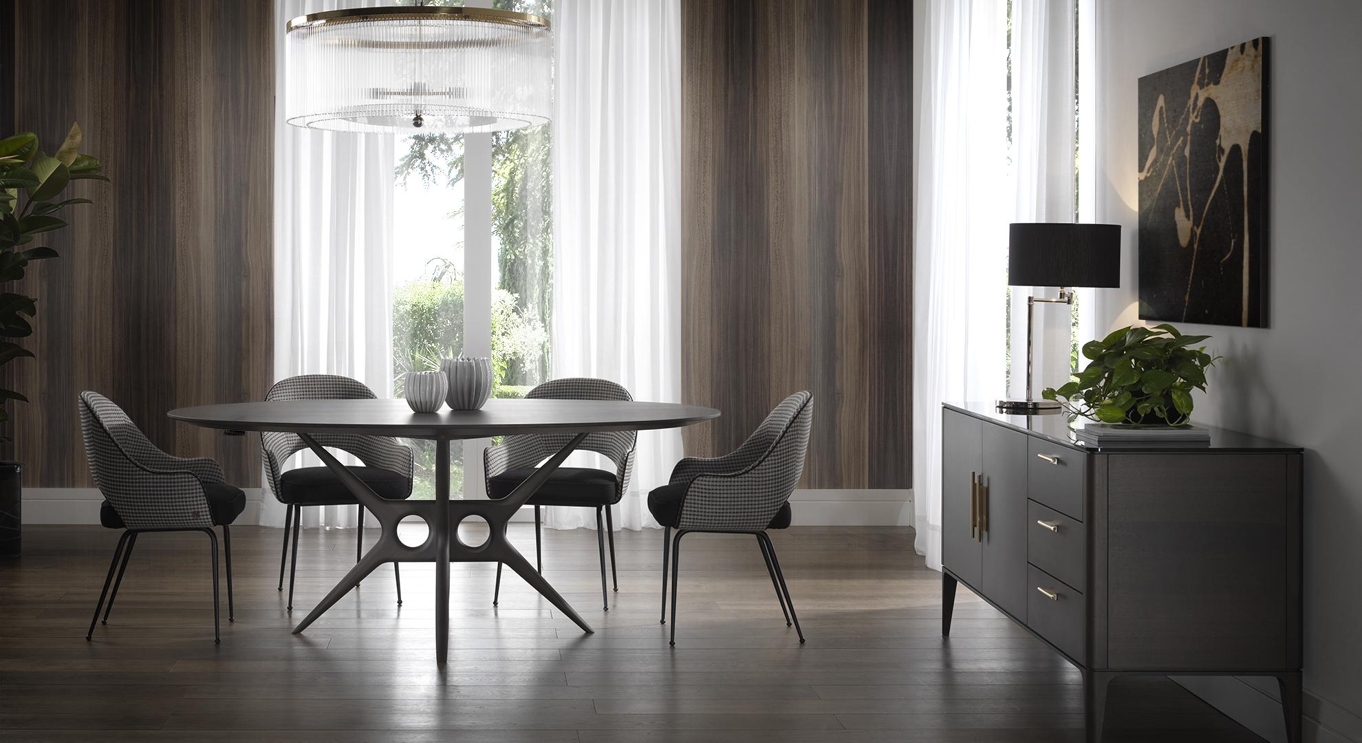 Arredare casa in stile contemporaneo giocando su contrasti for Stile contemporaneo casa