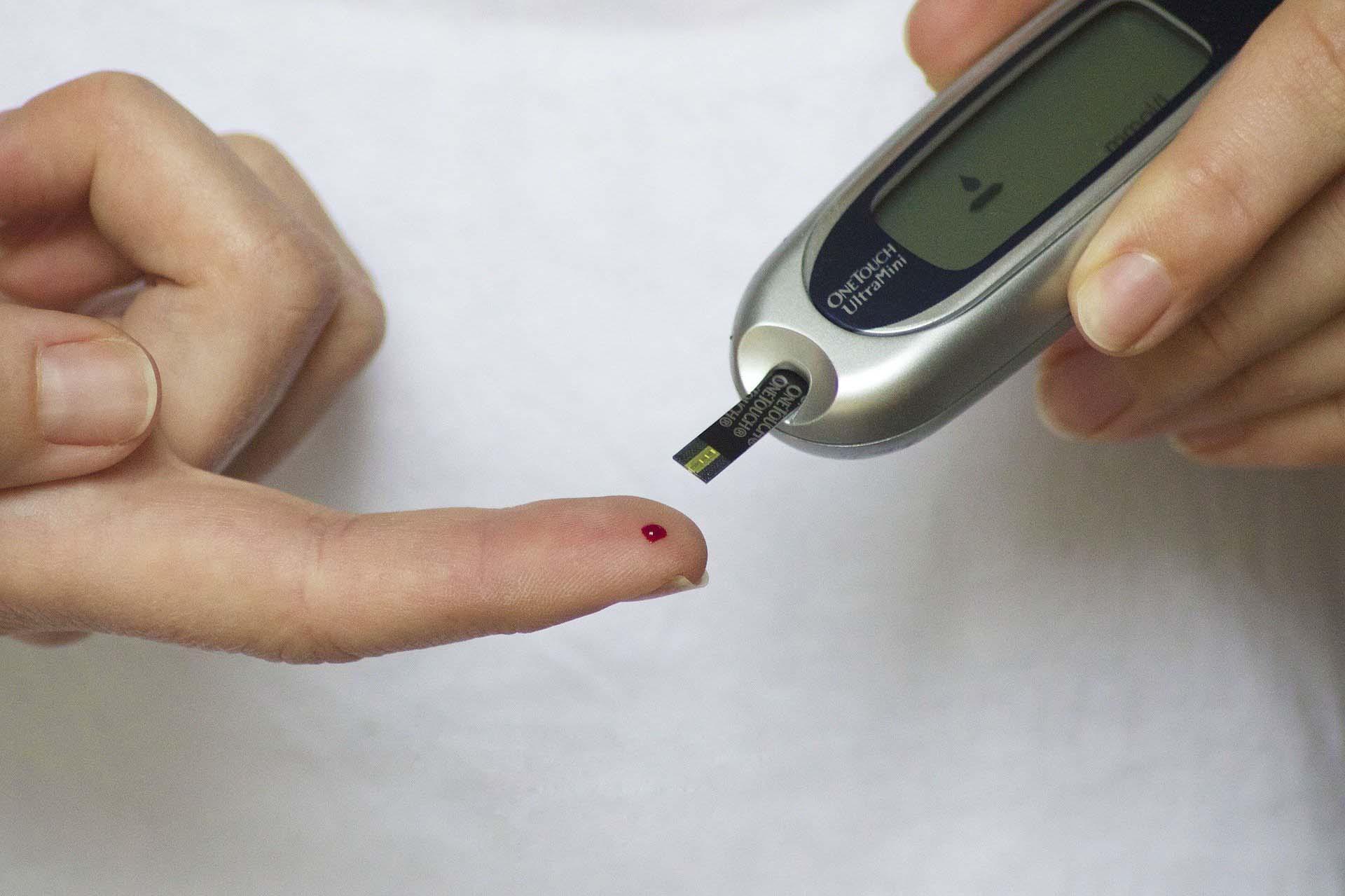 misurare la glicemia